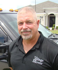 Picture of Mike Callop, Village Mover Owner